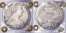 TALLERO 1780 VITTORIO EMANUELE III COLONIA ERITREA REGNO D'ITALIA R Q.Fdc #P337