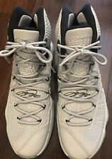 NIKE AIR ELITE LEBRON JAMES  XIII 13 SNEAKERS LIMITED EDITION WOLF GRAY