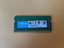 Crucial DDR4-2400 8GB Laptop Memory RAM SODIMM