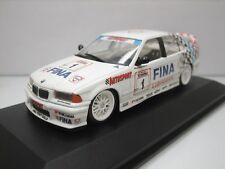 Diecast Minichamps 1:43 BMW 318i Schnitzer Fina 1994 Winkelhock Mint on Display