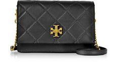 298 TORY BURCH Geogia Turn-Lock Mini Bag,Purse,Handbag,Logo,Chain,Shoulder,NWT