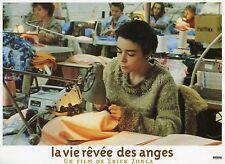ELODIE BOUCHEZ LA VIE REVEE DES ANGES 1998 VINTAGE LOBBY CARD #1