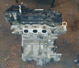 2006-2011 TOYOTA YARIS MK2 1.0 PETROL AUTOMATIC BARE ENGINE 1KR-FE LOW MILES
