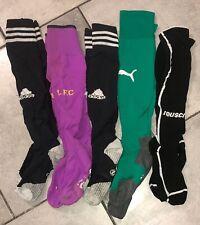 L.F.C.  Adidas... Puma 5x Boy Footbal Socks Size 2  in good clean Condition