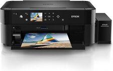 Epson L-850 A4 Size Colour Photo Printer,Scan,Copy with LED + 6 Color CISS Tank.