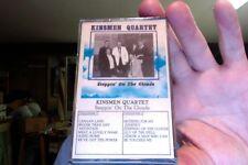 Kinsmen Quartet- Steppin' On the Clouds- new/sealed cassette tape- rare?