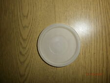 Tupperware Plastic SPARE PARTS lid  7cm dia approx ref no: 296-37