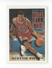1993-94 Topps Gold #117 Scottie Pippen Bulls