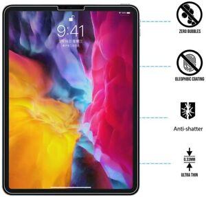 """Gorilla Tempered Glass HD Screen Protector Guard Bubble Free iPad Pro 12.9"""" ALL"""