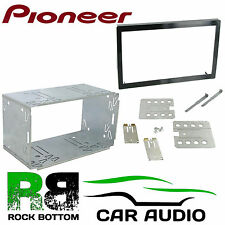 PIONEER AVH-180DVD 100mm Replacement Double Din Car Stereo Radio Cage Kit