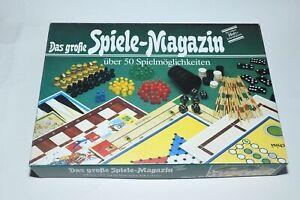 Das große Spiele Magazin mit über 50 Spielmöglichkeiten
