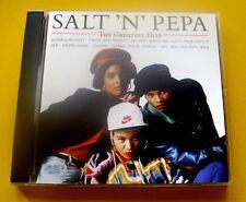 "CD ""Salt 'n' Pepa-Greatest Hits"" Best of/14 canzoni (push it)/Salt' n' Pepa"