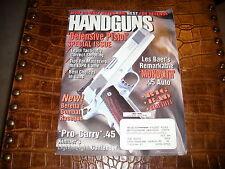 HANDGUNS MAGAZINE MAY 1999