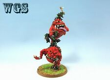 25mm Warhammer Fantasy WGS Painted Ork Gnarly Cave Squigs OR025