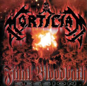 MORTICIAN - CD - Final Bloodbath Session