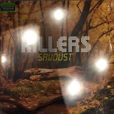 "THE KILLERS ""SAWDUST""  2 X VINYL LP NEW AND SEALED"