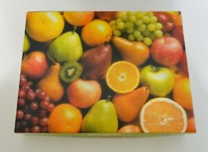 Springbok Jigsaw Puzzle 500 Interlocking Pieces Fruit Medley