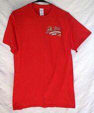 NWOT 2016 Daytona Beach Bike Week 75th Anniversary T-Shirt Red Size M