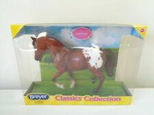 BREYER HORSE MODEL 937 - CLASSIC 1:12 SCALE CHESTNUT APPALOOSA WARMBLOOD - NEW