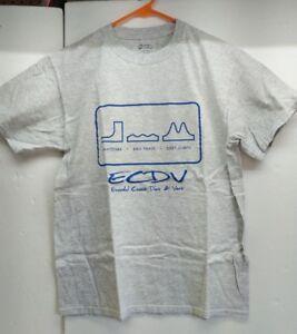 MD Emerald Coast Dirt & Vert ECDV BMX Race Track Park Dirt Jump T-Shirt  DK MCS