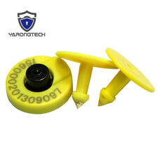 Rfid Ear Tag HDX ISO11784/11785 134.2khz For Animal Management - 100
