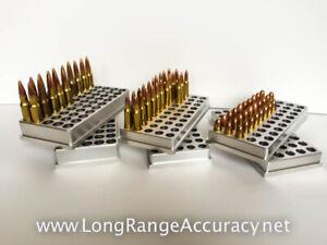9mm Precision 6061 Aluminum Reloading Block