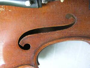alte Geige zum Herrichten (Kopie G.)