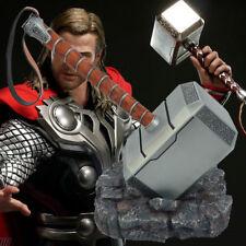 1:1 The  Avengers Metal Thor Hammer Replica Cosplay Prop Mjolnir Decor Gift