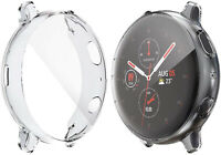 Screen Protector Case TPU Cover For Samsung Galaxy Watch Active 2 40/44mm