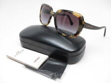 Coach HC 8178 L1591 532411 Dark Vintage Tortoise / Black Sunglasses