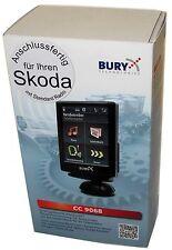 Bury CC9068 (Nachfolger von CC9060) für SKODA (komplett)Ein Rundum-Sorglos-Paket