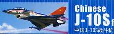Trumpeter - Chinese J-10S fighter Kampfflugzeug China Modell-Bausatz - 1:72 TIPP