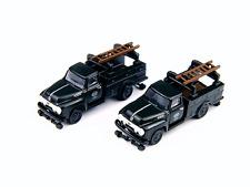 N Mini Metals 50284 * 54' Ford F-350 Utility Truck * New York Cen (Pkg. 2) * NIB