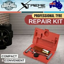 Heavy Duty Professional Repair Kit Tire Plug Car 4x4 4wd Tyre Puncture in Case