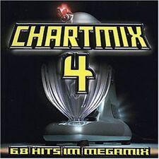 Chart Mix 4 (1999) Vengaboys, Sash, Mellow Trax, 666, Atb.. [2 CD]