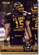 AARON HERNANDEZ - Florida Gators / Patriots 2010 US Army Bowl - High School RC