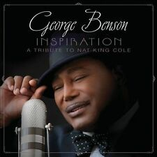 Inspiration: A Tribute to Nat King Cole by George Benson (Guitar) (CD, Jun-2013, Concord)