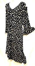 plus sz M 18-20 TS  TAKING SHAPE Wild Ways Dress  stretch easy-wear NWT!rrp$130