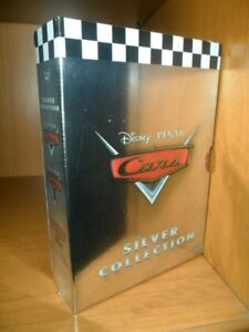 Disney Cars silver collection 3 dvd