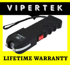 Vipertek Stun Gun Vts989 1 Heavy Duty 550bv Rechargeable Fast Shipping