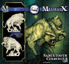 Wyrd Malifaux The Arcanists BNIB Sabertooth Cerberus