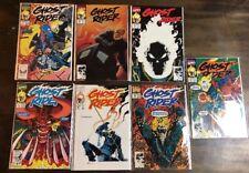 GHOST RIDER Marvel Comics HUGE LOT of 14 comic Books Sharp Unread 5 6 13 14 15