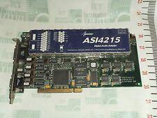 PCB4200 Rev C AudioScience ASI4215 Rev COC Pro Broadcast Sound Card