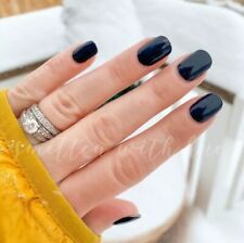 Color Street US NAVY (Classic Deep Blue Solid Autumn Fall Winter Holiday)