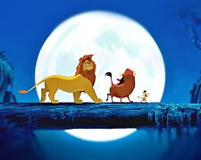 The Lion King Iron On Transfer For T-Shirt & Other Light Color Fabrics #5