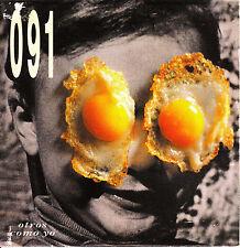 CD SINGLE promo 091 otros como yo SPAIN 1993 1-TRACK