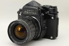 Exc+++++ Pentax 6x7 67 TTL Mirror up SMC Takumar 75mm f4.5 Lens From Japan #142