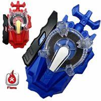 New Cool Beyblade Burst Sparking Bey LR String Launcher Superking Kids Toy Gift