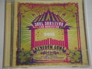 SOUL SURVIVOR AND MOMENTUM KINGDOM COME CD ALBUM 2012 RARE TWO CD SET