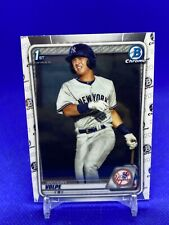 2020 Bowman Chrome Prospects Pick Your Card!